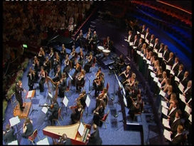 At the BBC Proms