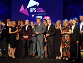 2018 Royal Philharmonic Society Ensemble award